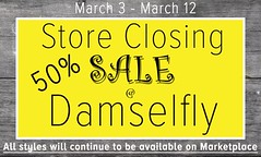 50% Store Closing Sale