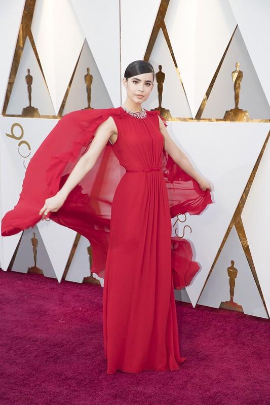 Sofia Carson Oscars 2018