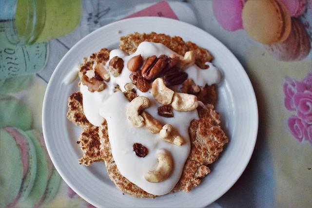 Helpot aamupalapannarit ilman jauhoja
