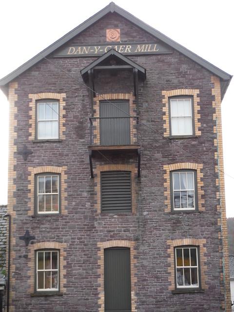 Dan-Y-Gaer Mill