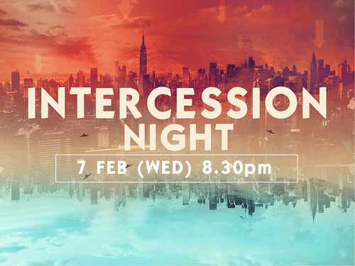 intercession night 7 feb