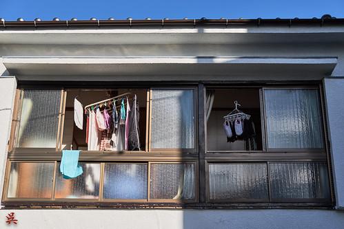 Laundry Window