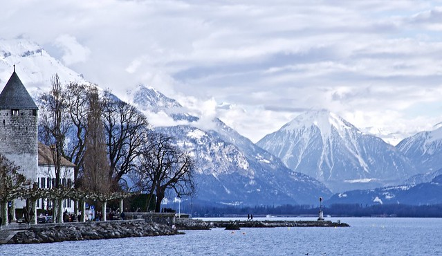 Picturesque Vevey