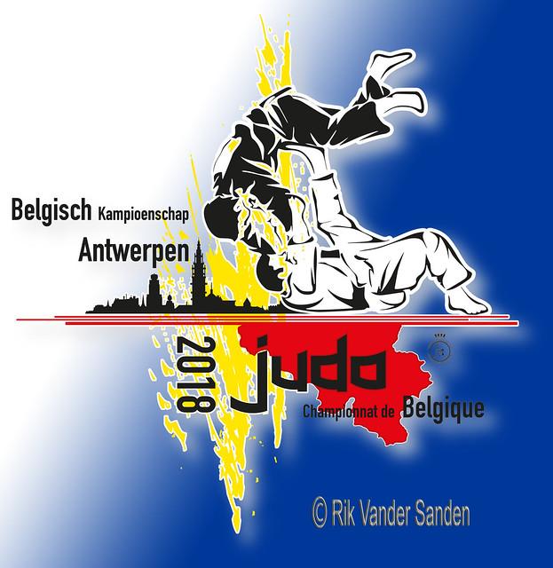 Belgisch Judokampioenschap Jeugd 2018 - Antwerpen