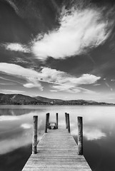Ashness Jetty, Derwent Water, Keswick