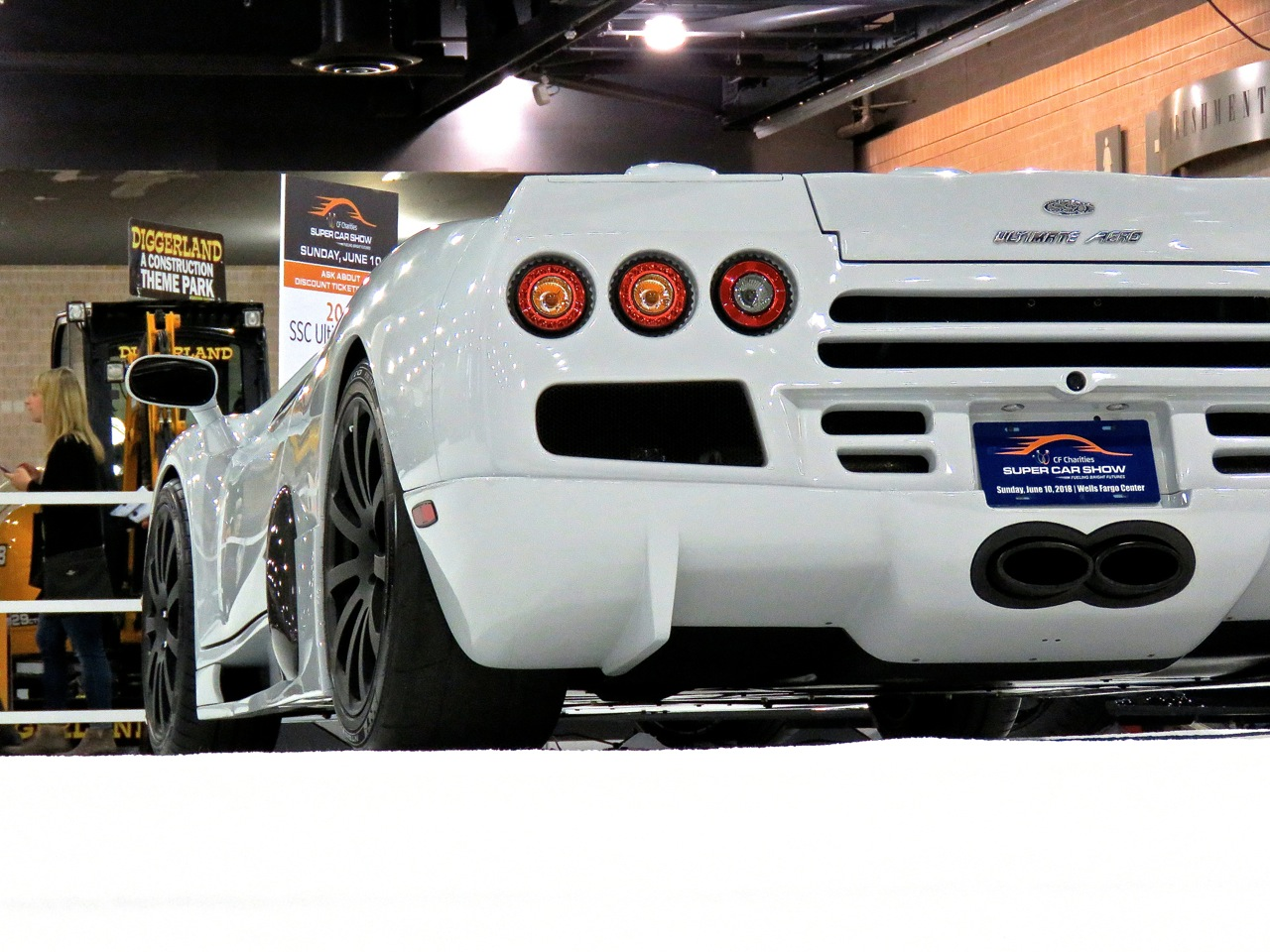 SSC Ultimate Aero Philly