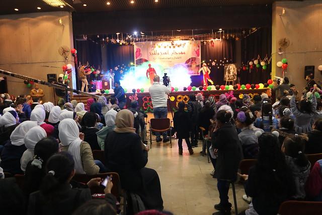 مهرجان فرح ومرح الذي اقامه مركز اسعاد الطفولة في ختام أنشطته السنوية (109), Canon EOS 7D MARK II, Canon EF 16-35mm f/2.8L II