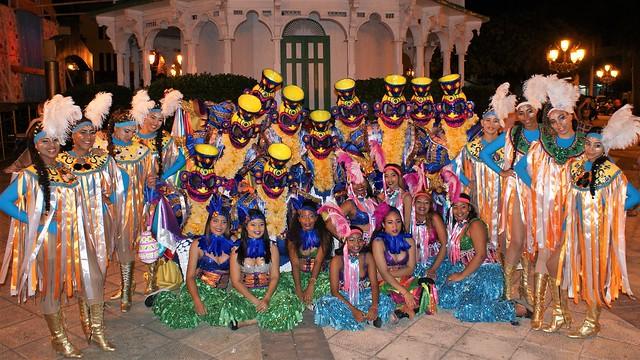 Inicio carnaval infantil Puerto Plata 2018
