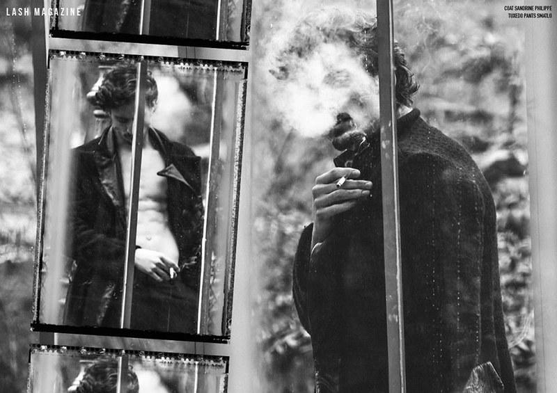 Roberto Ruiz x Lash Magazine