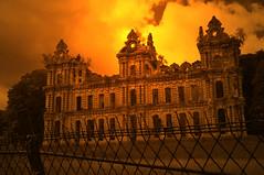 Castle drama