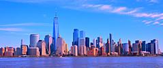 Lower Manhattan from NJ