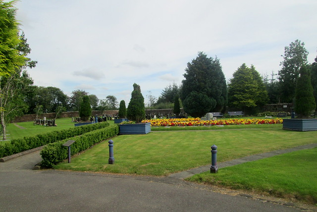 Lockerbie Garden of Remembrance