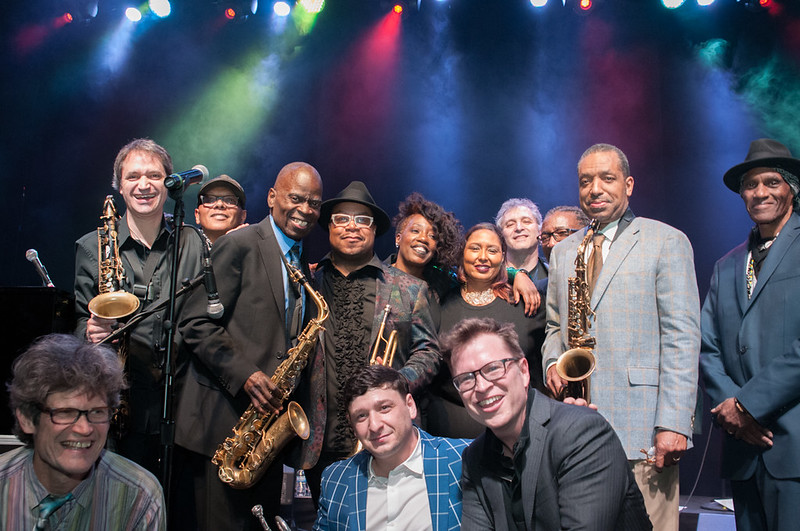 Stanton Moore & Friends Pay Tribute to Allen Toussaint