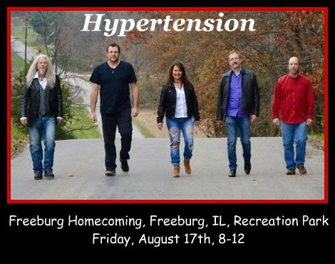 Hypertension 8-17-18