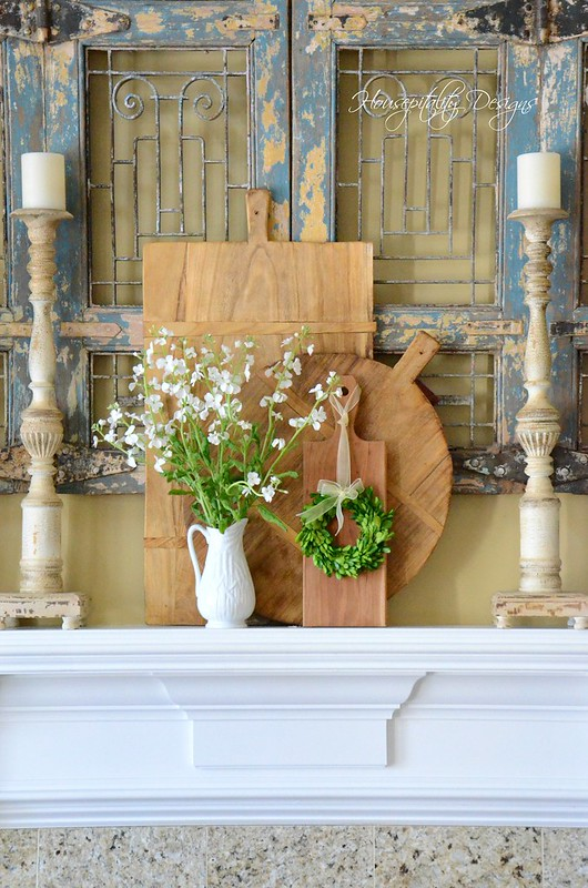 Winter Mantel-Housepitality Designs-6