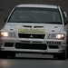 Lancer Evolution Rally Car