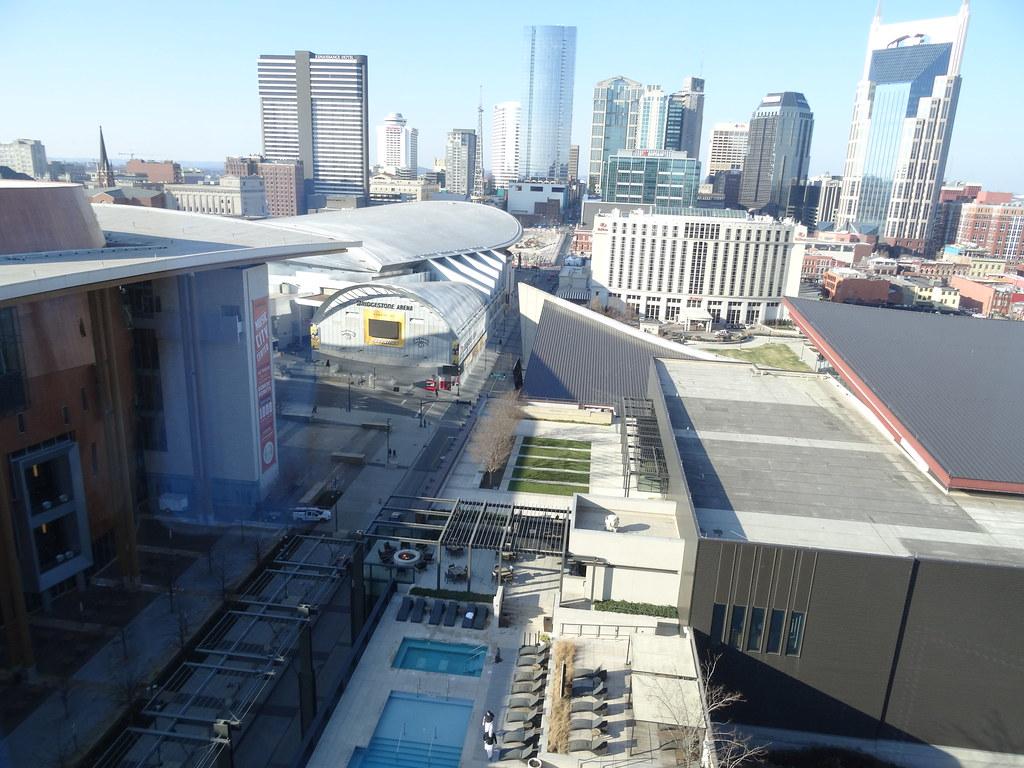 Omni Nashville View