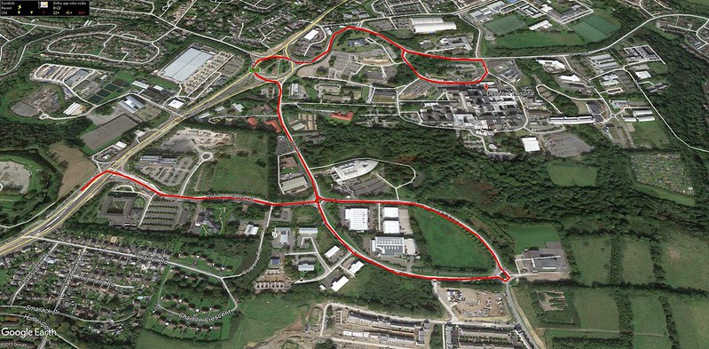 Reroute of Plymouth Citybus 42
