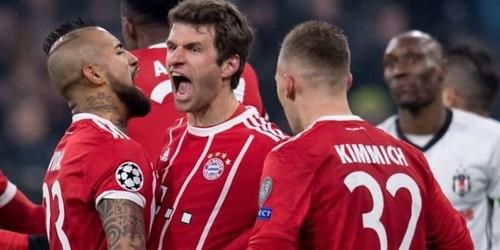 Ada Beberapa Fakta Menarik Setelah Bayern Munchen Bantai Besiktas