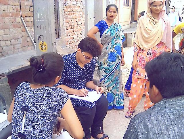 Community cooperation Delhi