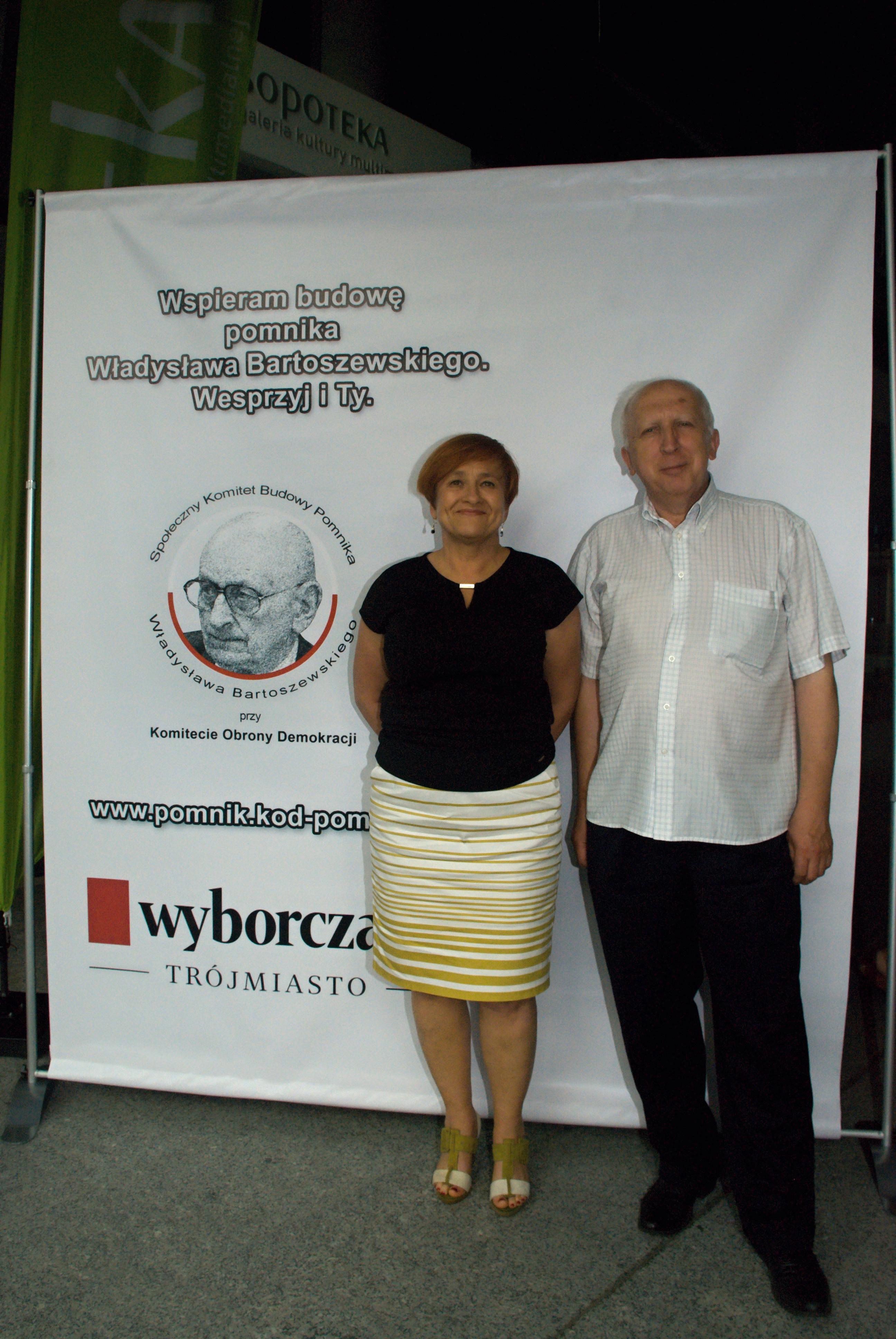 Wspomnienie o prof. Bartoszewskim – Sopoteka – 22 czerwca 2016