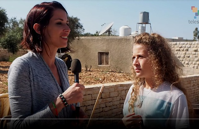 Abby Martin Interview with Ahed Tamimi and Her Family