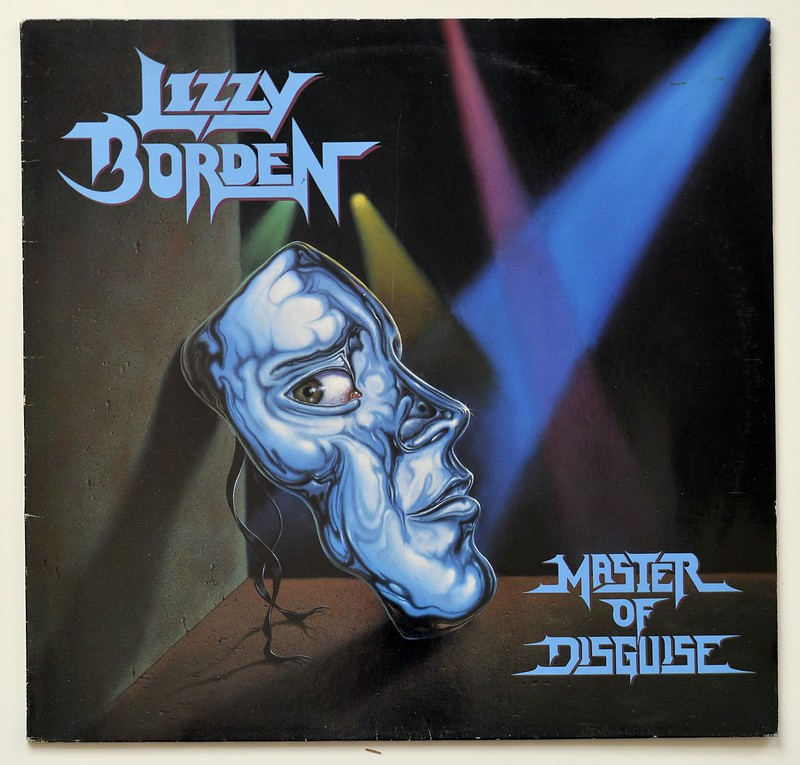 A0510 LIZZY BORDEN Master of Disguise
