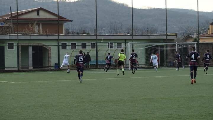 Valdiano vs Virtus Avellino 13-01-18