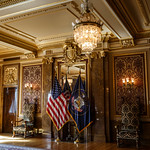 The state reception room