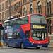 Transdev 3602 X2VTD Portland Street, Manchester 11 January 2018