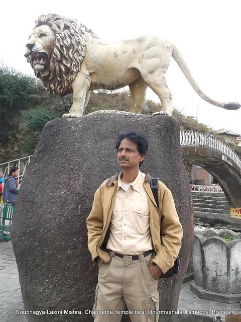 Chamunda Devi Temple near, Fujifilm FinePix AX500