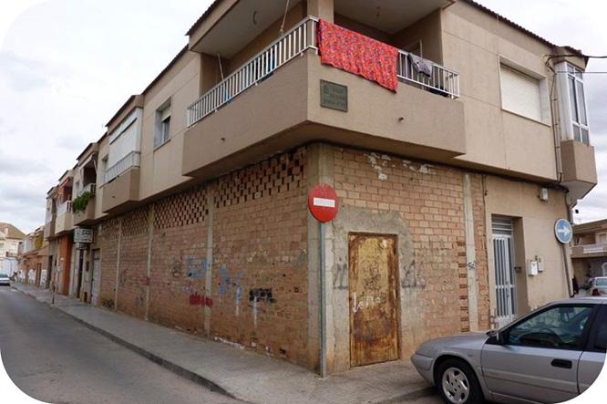 La familia García Otón cede un local de mil metros cuadrados al ayuntamiento