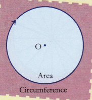 ncert-class-10-maths-lab-manual-area-circle-paper-cutting-pasting-method-2
