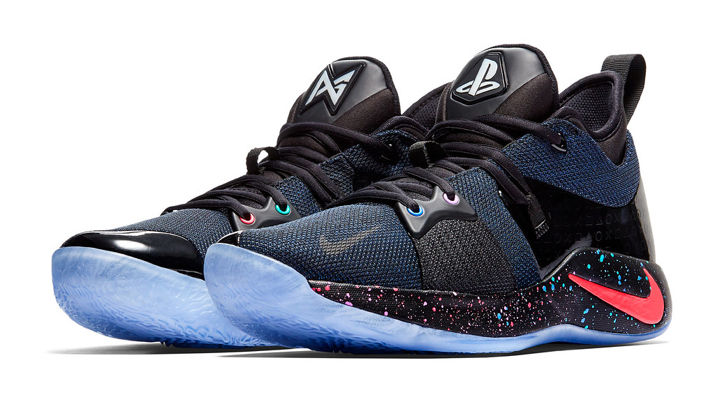 Nike PG-2 PlayStation colorway