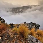 18. Oktoober 2017 - 18:57 - Cloudy Sierra Nevada