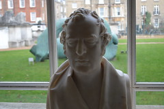 William Wilkins bust
