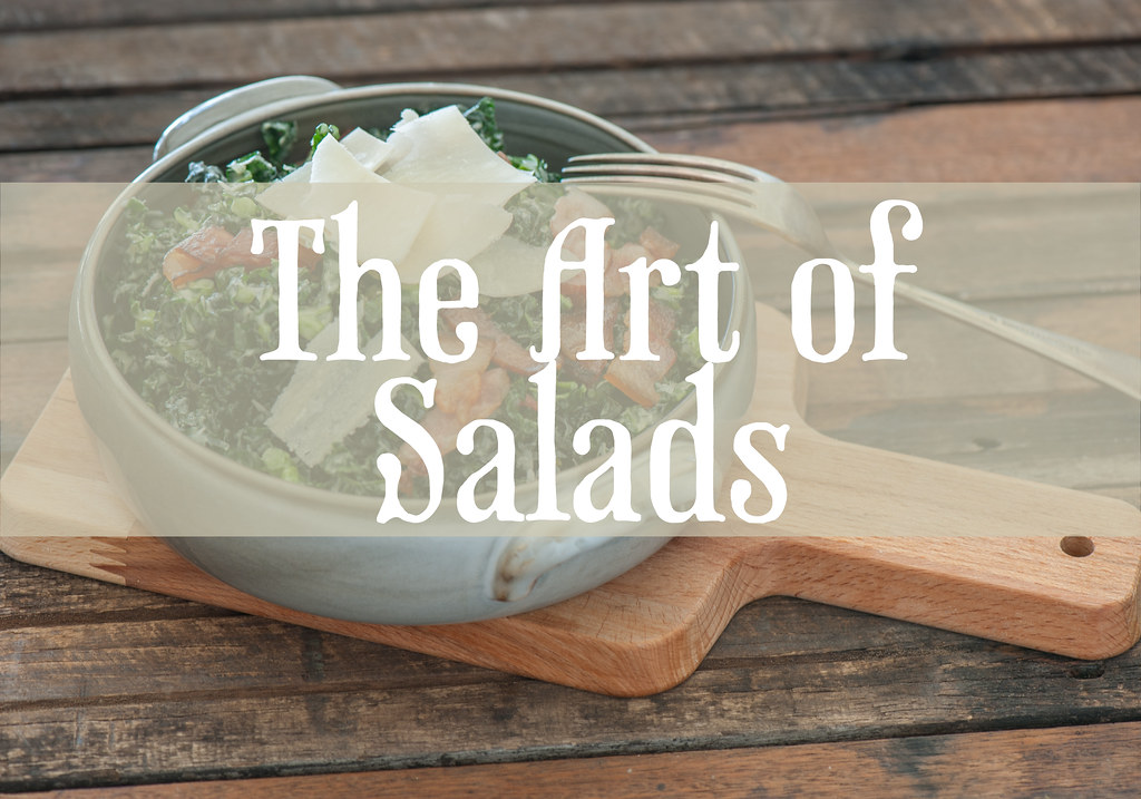 the art of salads logo