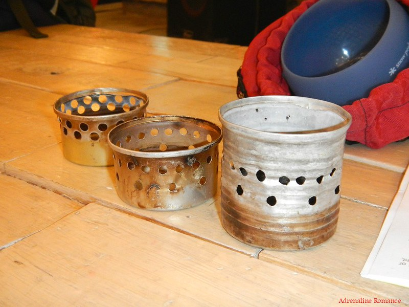 DIY stoves