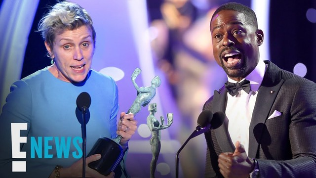 5 Things You Missed at the 2018 SAG Awards | E! News