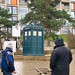 Doctor Who Filming, Sheffield 2018