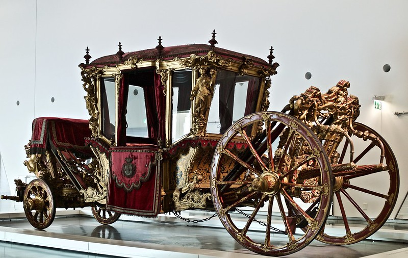 Coach of Pope Clemente XI (18th Century)