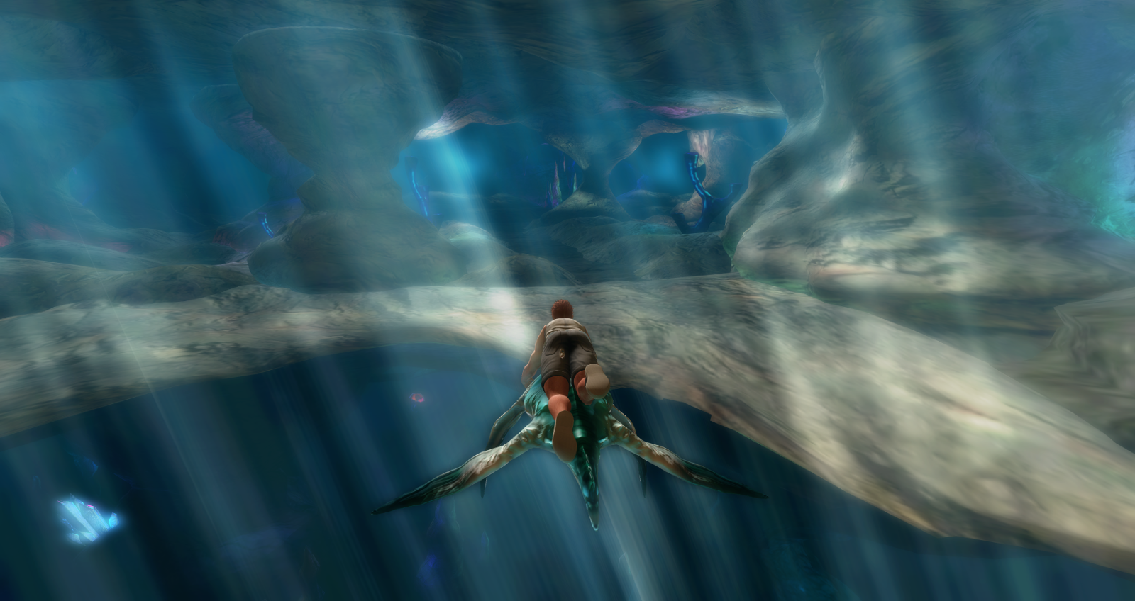 Exploring the old seas in the company of a Plesiosaurus