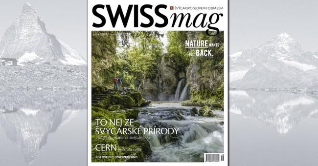 SWISSmag 16 - jaro/léto 2017