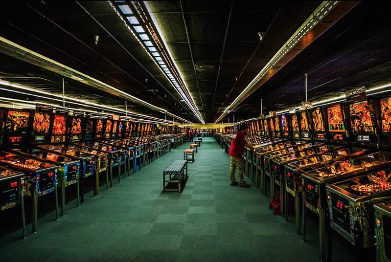 Museo pinball