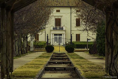 Palacio de los marqueses de Ayerbe.
