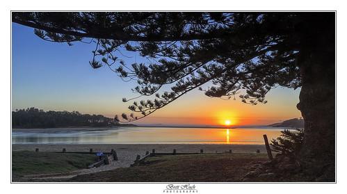 Sunrise Moonee Beach