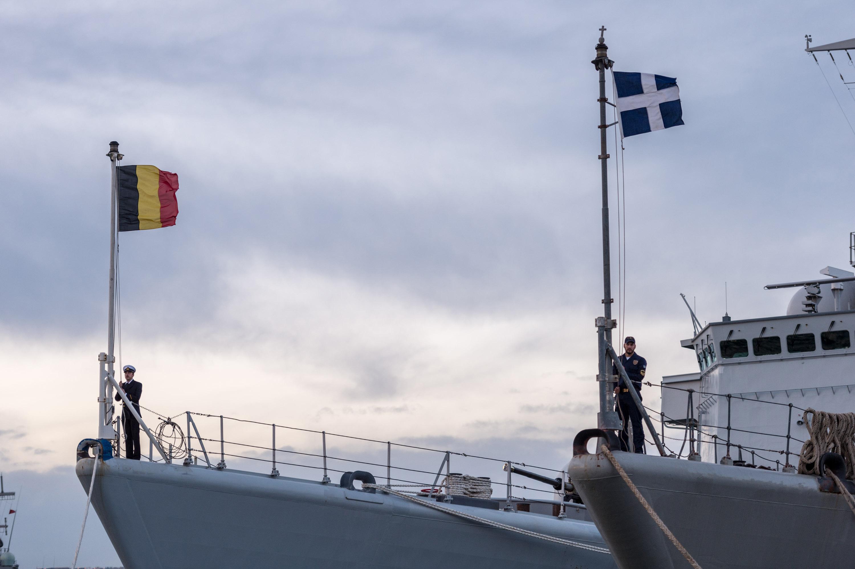 La frégate Louise-Marie part pour l'opération Sea Guardian - Page 3 39699507945_7cc0d57947_o