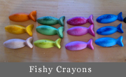 Fishy Crayons