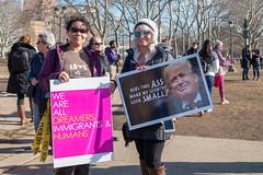 Women's March on Philadelphia 2018