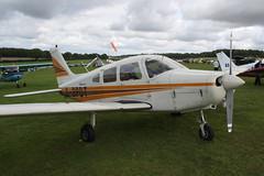 G-BPDT Piper PA-28-161 [28-8416004] Popham 081017